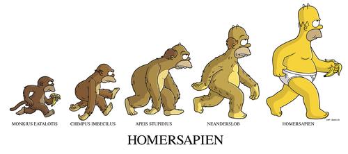 Homer-sapien