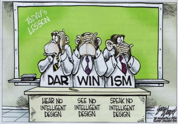 Darwinisme-Design