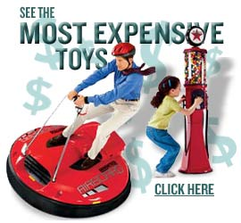 expensive toys