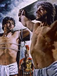 Røveren  på korset